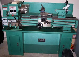 Machine Shop, Milling Machine, Metal Lathe, Grizzly, Harbor